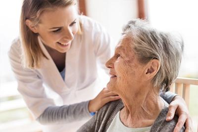 Gériatrie Assisteal , accompagnement de la personne âgée