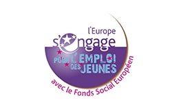 l'europe s'engage pour l'emploi des jeunes partenaire